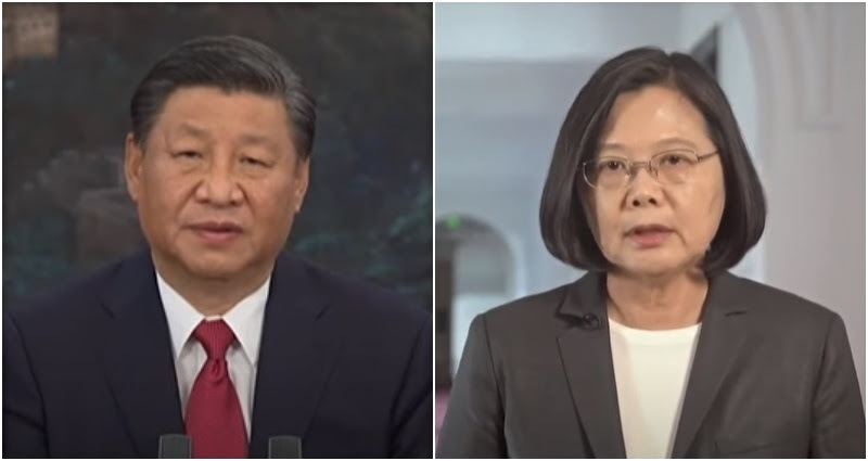 Taiwan relations with China